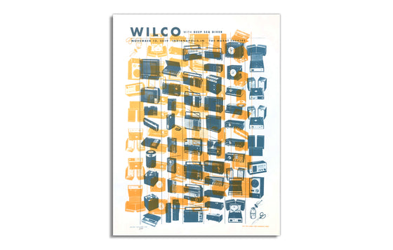 Wilco [2019] by The Silent P