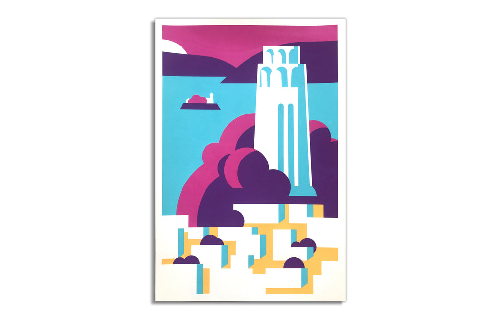 Coit Tower by Sorry
