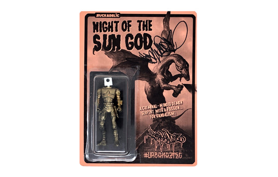 Night of the Sun God by Suckadelic x Jesse Hernandez
