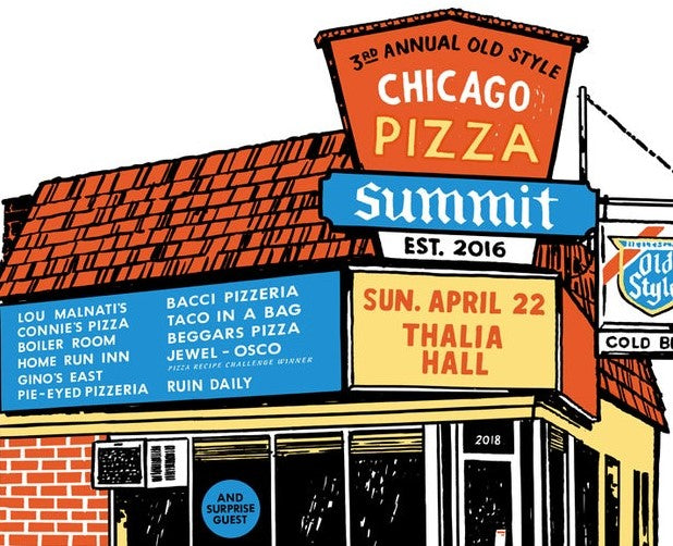 Chicago Pizza Summit [2018] by Ryan Duggan
