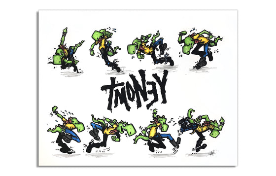 Skankin' by T-Money