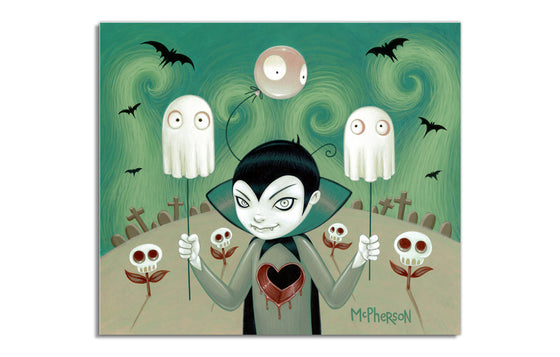 George Halloween by Tara McPherson