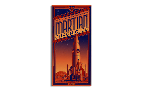 Martian Chronicles by Timothy Anderson