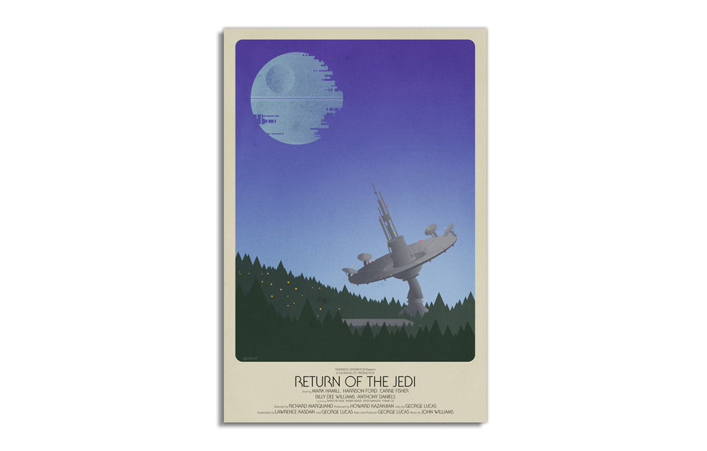 Episode VI: Return of the Jedi by Timothy Anderson