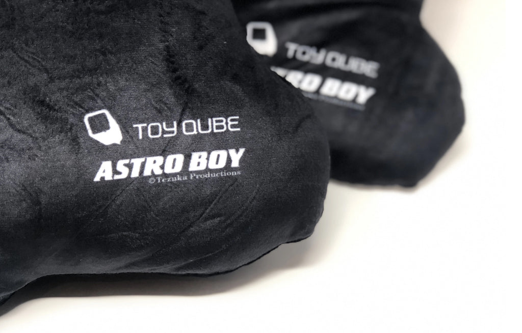 Astro Boy Pillow [Black] by ToyQube