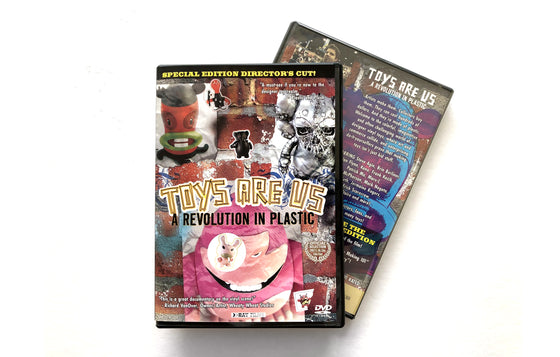 Toys Are Us - A Revolution in Plastic DVD