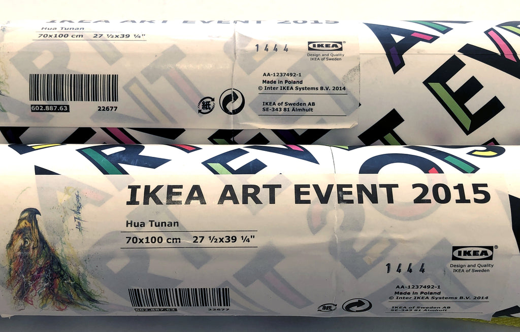Ikea Art Event 2015 by Hua Tunan