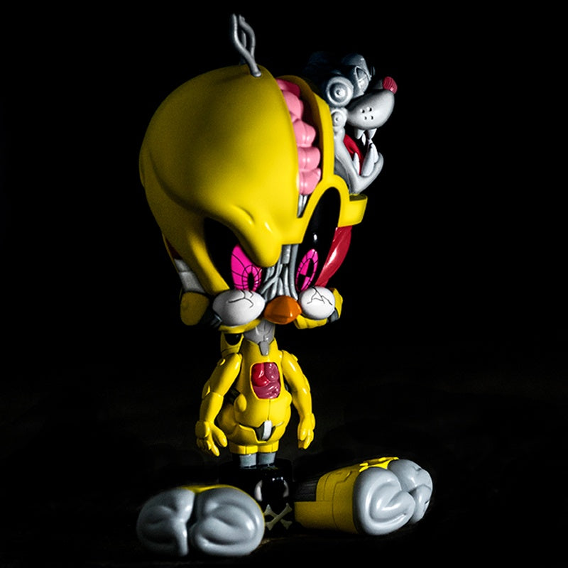 Get Animated - Tweety Bird by Pat Lee x ToyQube