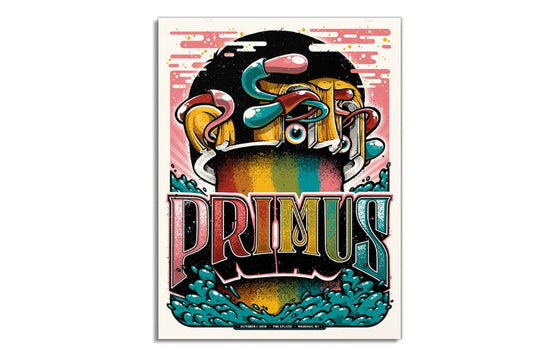 Primus by Twin Home Prints