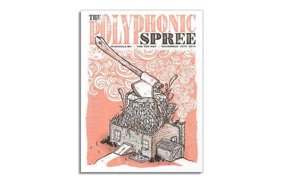 Polyphonic Spree by Twin Home Prints