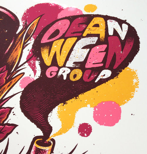 Dean Ween by Twin Home Prints