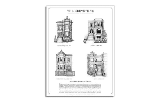 Greystone by Cape Horn Illustrations