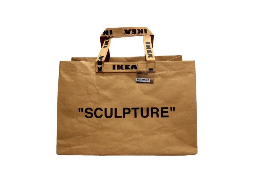Markerad Tote by Virgil Abloh x Ikea