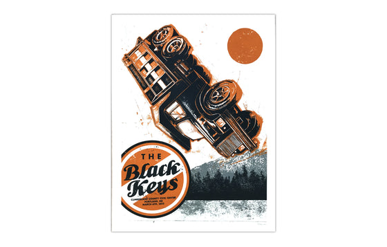 The Black Keys [2012] by John Vogl