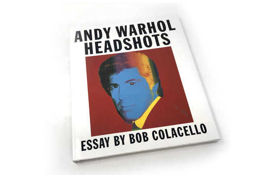 Andy Warhol Headshots by Jablonka Galerie