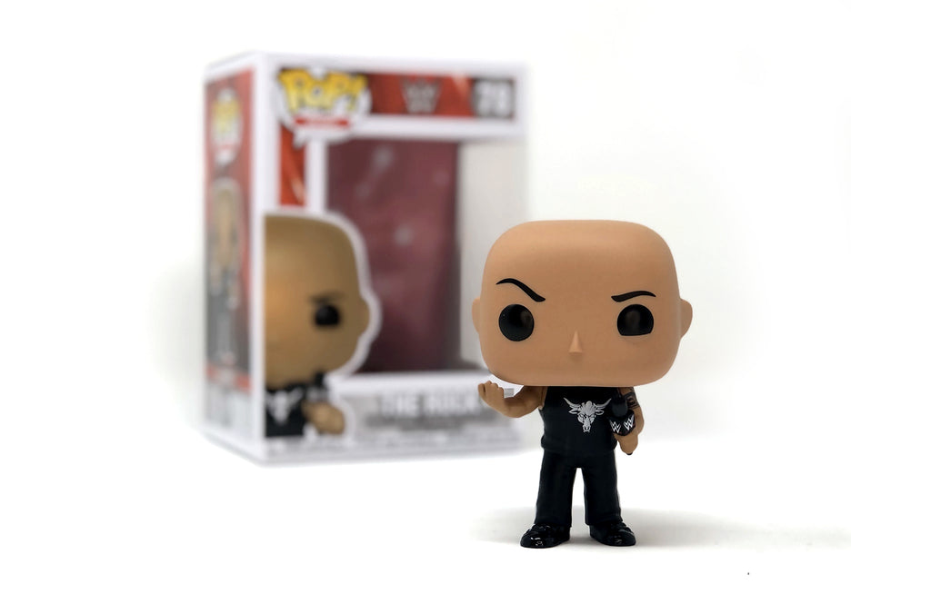The Rock 78 by Funko Pop!