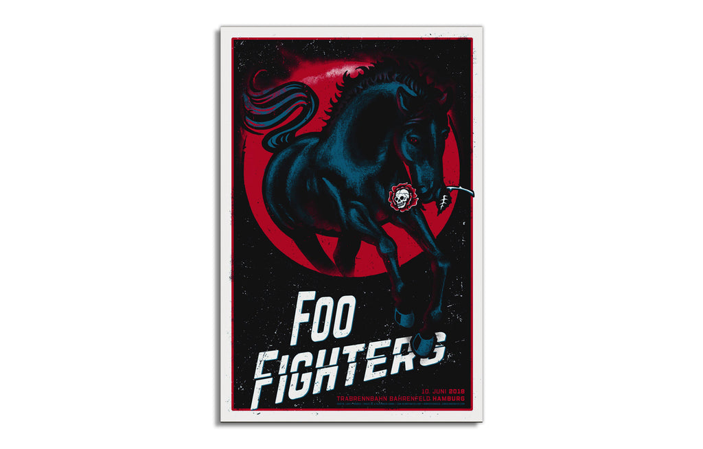 Foo Fighters [Hamburg, 2018] by Zum Heimathafen