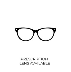Prescription lens available for wooden frames