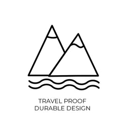 mountain proof travel proof durable design