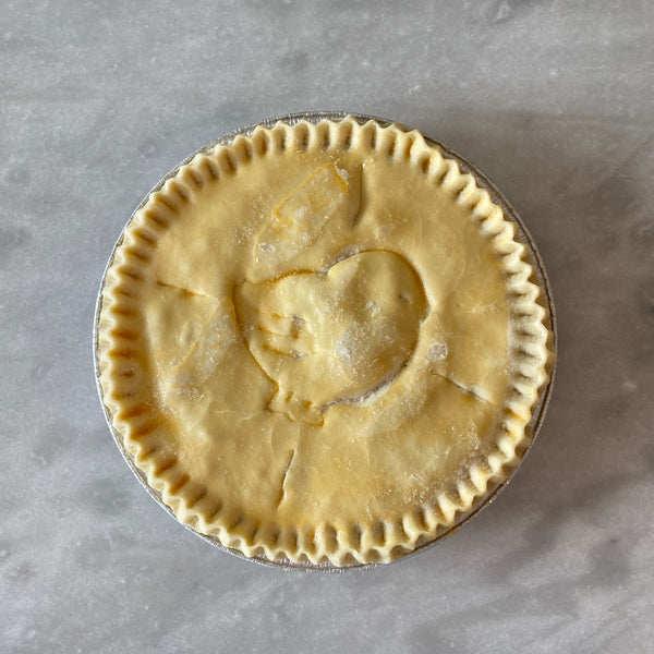 Frozen Chicken Pie