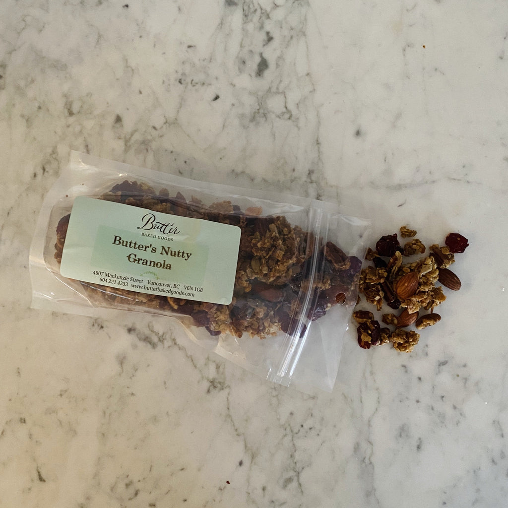 Butter's House-Made Nutty Granola