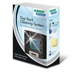 Green Clean Sensor and Lens Cleaning
