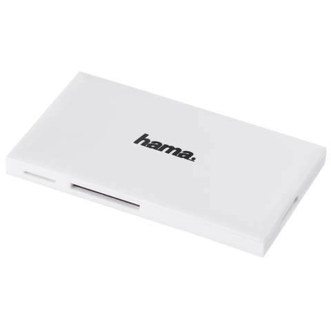"""Slim"" USB 3.0 Multi Card Reader, SD/microSD/CF/MS"