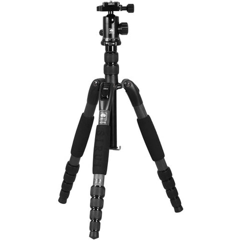 Sirui A-1205 A Series Tripod Kit - Carbon Fiber