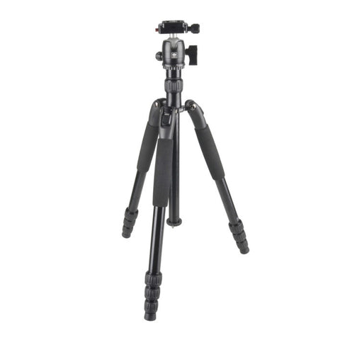Sirui - T-004SK - T-0S Series Travel Tripod Kit - Aluminum
