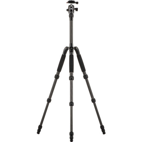 Sirui - T-024SK - T-0S Series Travel Tripod Kit - Carbon Fiber