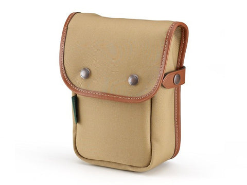 Billingham-Delta Pocket Khaki Canvas / Tan Leather
