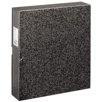 Hama - 2298 File for Negatives, with slipcase, 29 x 32,5 cm, black/grey-marbled