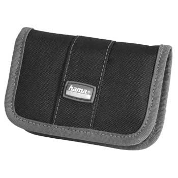 "Hama ""Mini"" Memory Card Case (Black/Grey)"