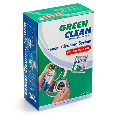 Green Clean Non Full Size Sensor Cleaning Kit [SC-4200]