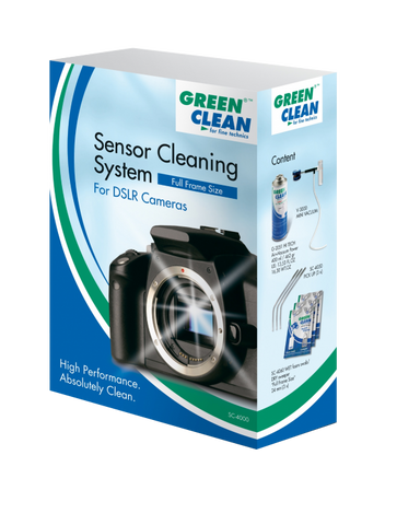Green Clean Sensor Clean Kit SC-4000