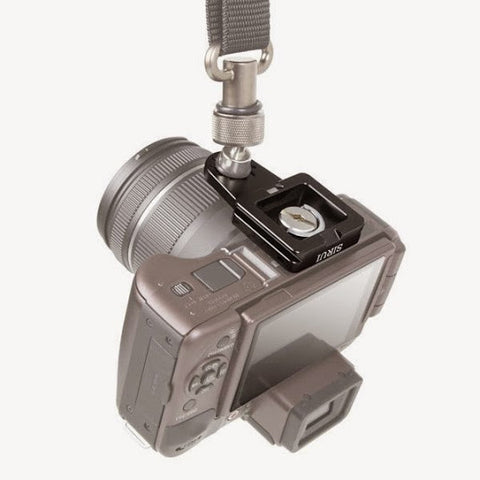 Sirui TY-LP40 Quick Release Plate BlackRapid