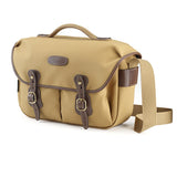 Billingham - Hadley Pro - Khaki FibreNyte / Chocolate Leather