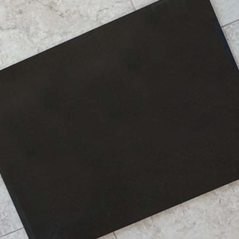 "18""x24"" mongolian black granite"