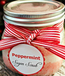 DIY Christmas: Peppermint Edition