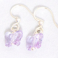 Children's Butterfly Earrings