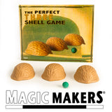 The Perfect 3 Shell Game