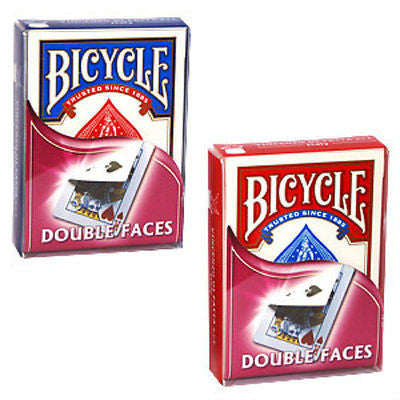 Bicycle Double Faces Deck