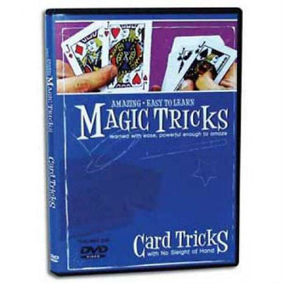 Amazing Easy to Learn Magic Tricks - Card Tricks with No Sleight of Hand
