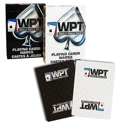 World Poker Tour Deck - White