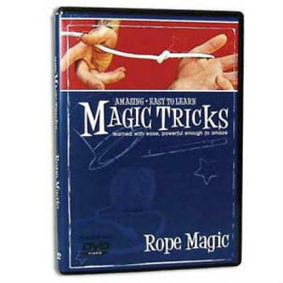 Amazing Easy to Learn Magic Tricks - Rope Magic