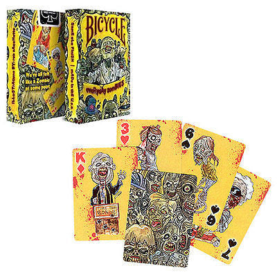 Bicycle Everyday Zombies Deck