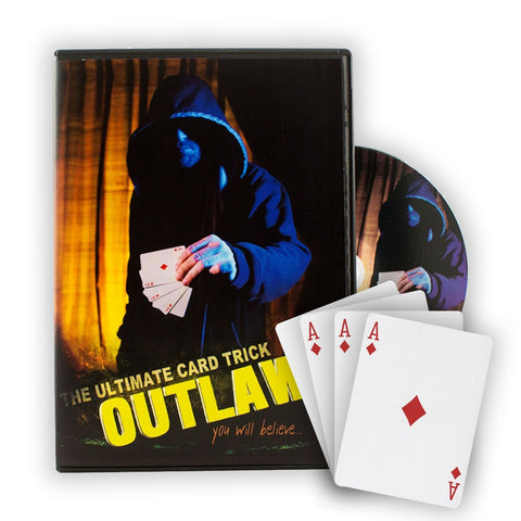 Outlaw - Includes Bicycle Cards