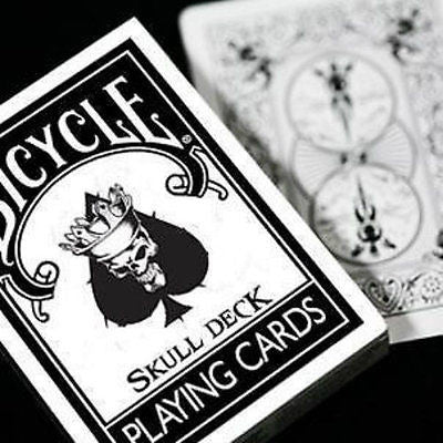 Skull Deck - Bicycle Playing Cards