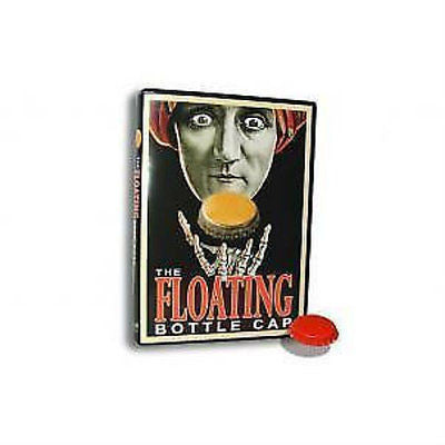 The Floating Bottle Cap with Flotation Kit - Includes DVD
