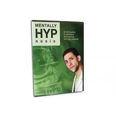 Mentally HYPnosis - Instructional Mentalism and Hypnosis